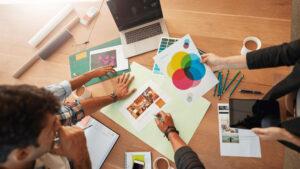 Herramientas para elegir Gamas de Colores Web