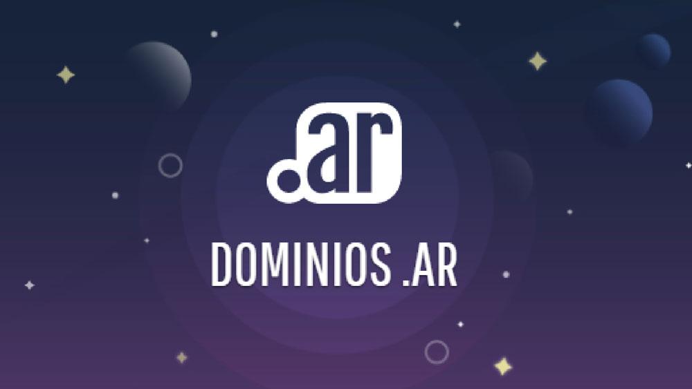 Comienzan a estar disponibles los dominios .AR