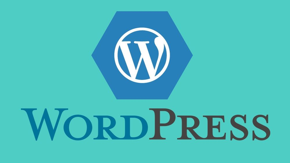 Sitio web en WordPress