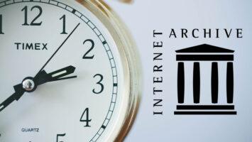 La máquina del tiempo de las páginas web